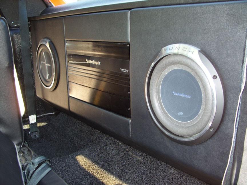 Chevrolet El Camino SS  Lotts Auto Stereo