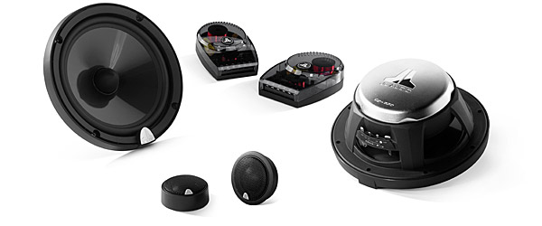 JL Audio Component Speakers