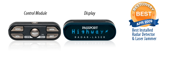 Passport 9500ci Radar Detector