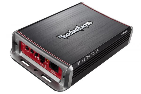 Rockford Fosgate PBR Series Amplifier