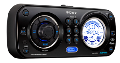 Sony Marine Stereo Controller